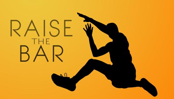Raise the Bar – Jonathan Pearson Raising The Bar