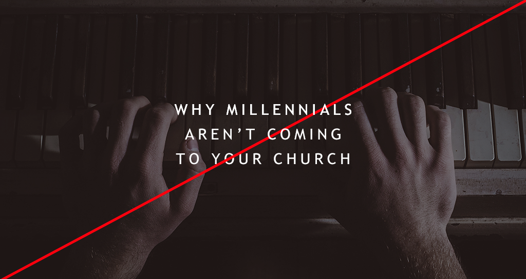 CHURCHMILLENNIALS